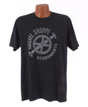 Hostel Shoppe Custom Recumbent Logo T-Shirt