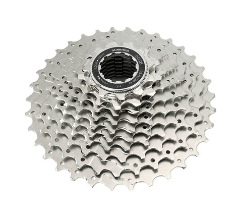 Shimano Deore M6000 CS-HG500 10 Speed 11-34t Silver Cassette