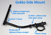 T-Cycle SeatSide Mount Kit HPV Gekko