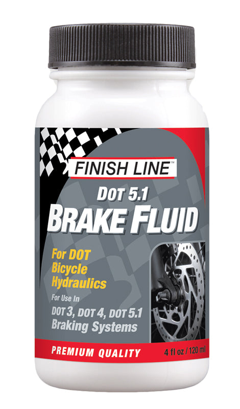 Finish Line Disc Brake Fluid Dot 5.1