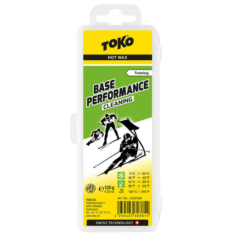 Toko Base Performance Cleaning Wax 120g