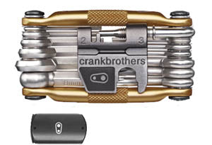 Crank Brothers Multi-19 Tool W/Flask