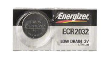 Energizer Lithium Battery CR2032 Single