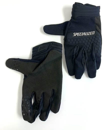Specialized Mens Trail Series Shield Gloves Black
