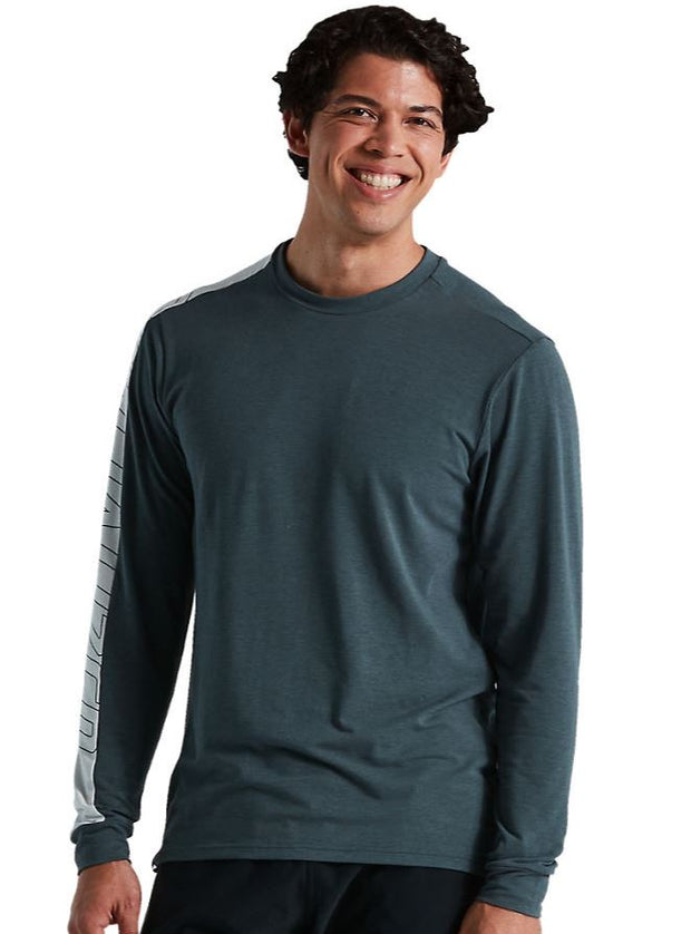 Specialized Trail Jersey Mens Cast Battleship