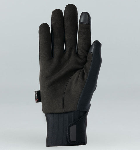 Specialized Mens Neoshell Prime Series Thermal Gloves Black