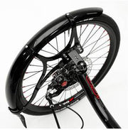 ICE Mudguards Rigid Front Pair