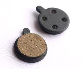 TerraTrike Rover Zoom Disc Brake Pads