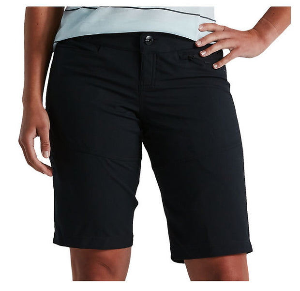 Specialized Womens Trail Short W/Liner Black