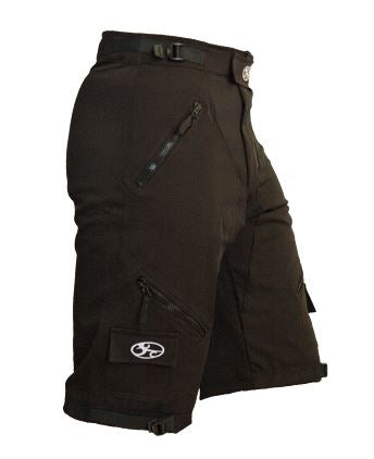 Bend It Cycling Expedition 2.0 Recumbent Short Black