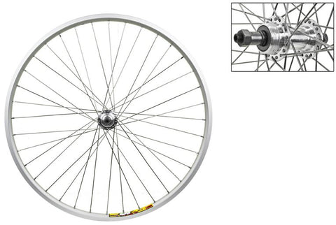 Wheel Master Alloy 26 Inch Freewheel Rear Wheel