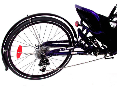 Catrike Dumont Candy Purple Compact Trike