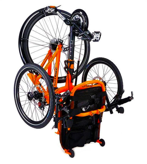 Catrike 5.5.9. Atomic Orange Trike