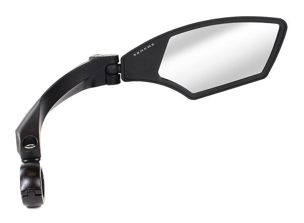 Serfas MR-4 Glass Lens Bar Mirror