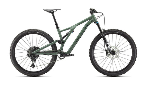 Specialized Stumpjumper Comp Alloy Gloss Sage Green/ Forest Green
