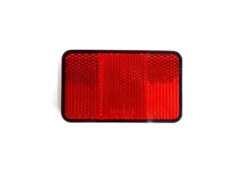 Hostel Shoppe Reflector Rear Red