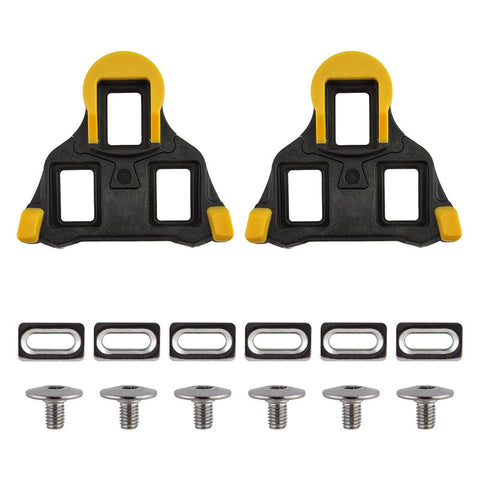 Origin 8 Split 6 SPD-SL 6 Degree Float Pedal Cleats