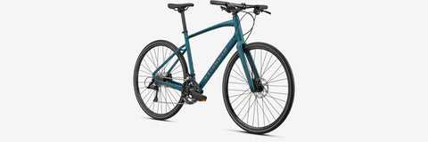 Specialized Sirrus 3.0 Satin Dusty Turquoise / Black / Black Reflective