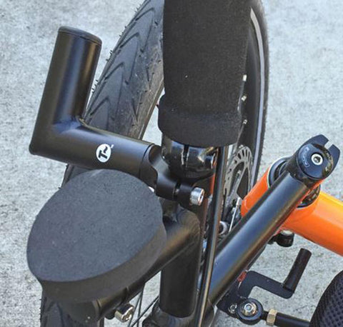 T-Cycle Handlebar Accessory Elbow Mount 1.75
