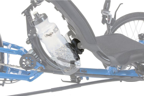 ICE Aquadock Bottle Cage Mount for Seat Back