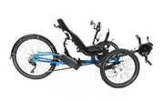 ICE Adventure 26 FS Shimano Steps 8000 Blue Trike