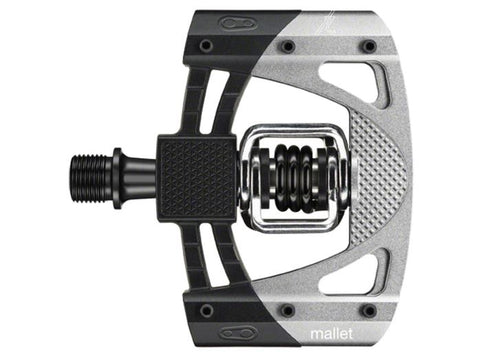 Crank Brothers Mallet 2 Pedals Silver