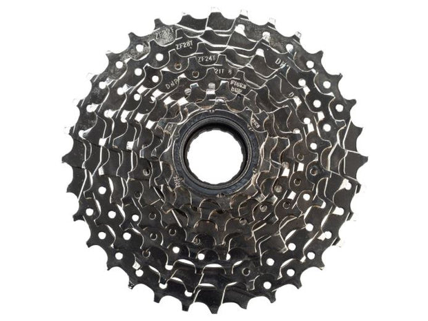Dimension 8-Speed 11-32t Nickel Plated Freewheel