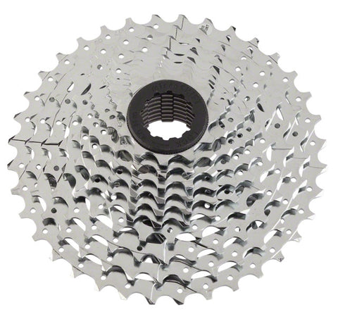 microSHIFT G10 10 Speed 11-25t Silver Chrome Plated Cassette