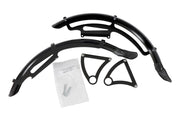 "Catrike Rigid Front Fenders 20"" Pair"