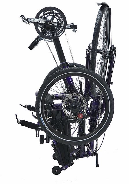 Catrike Dumont Candy Purple Trike