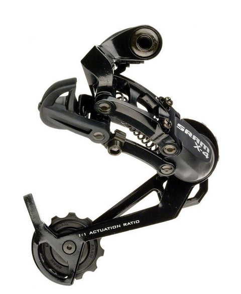 SRAM X.4 7-8-9 Speed Long Cage Rear Derailleur