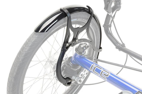 ICE Mudguards Suspension Front Pair