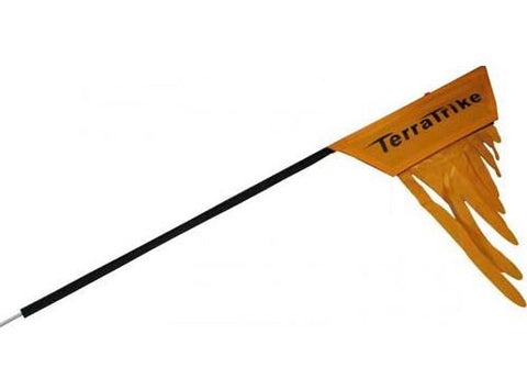 TerraTrike Velcro Sleeve for Flags