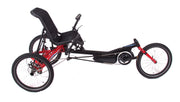 Hase Trigo USS Steps 6000 w/Differential Red Delta Trike