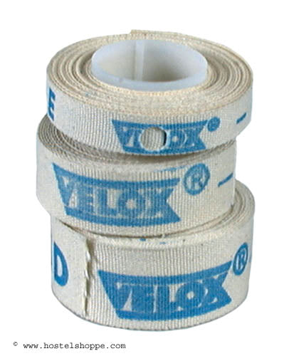 Velox Cloth Rim Tape Single