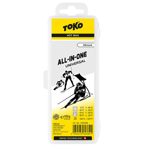 Toko All In One Universal Wax 120g