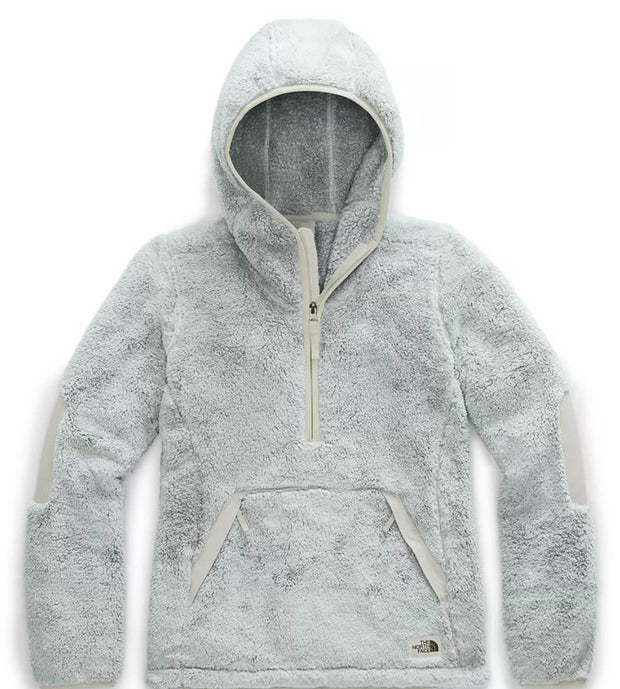 The North Face Women's 2.0 Campshire Pullover Hoodie Meld Gray/Dove Gray