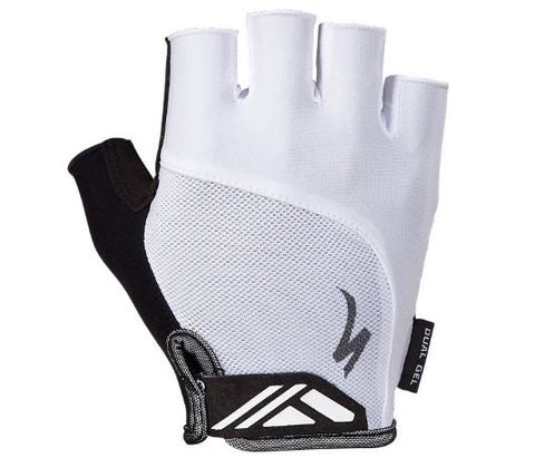 Specialized Men's BG Dual-Gel Gloves White