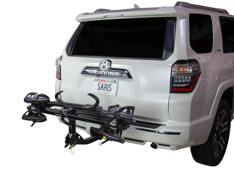 Saris SuperClamp HD 2-Bike Hitch Rack
