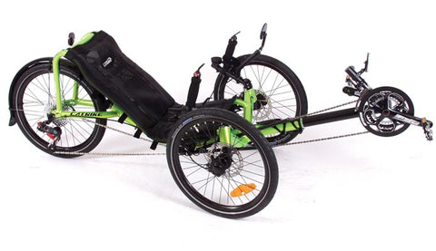 Catrike Pocket Eon Green Trike