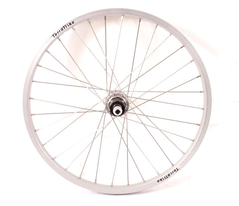 TerraTrike Silver 20 Inch Rear Wheel