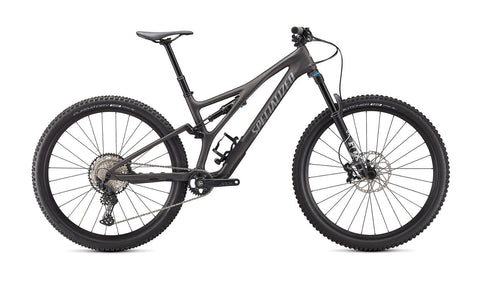 Specialized Stumpjumper Comp Satin Smoke / Cool Grey / Carbon
