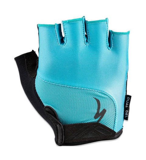 Specialized Women's BG Dual Gel Gloves Aqua
