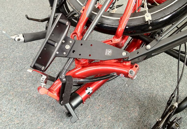 T-Cycle Electric Assist Mount For ICE Suspended Trikes Pre-2015
