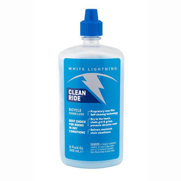 White Lightning Clean Ride Chain Lube