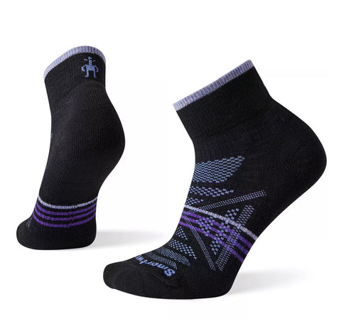 Smartwool Womens PhD Outdoor Light Mini Socks Black
