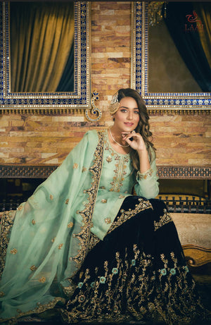 Firdous  - Serafiña Bridal Collection