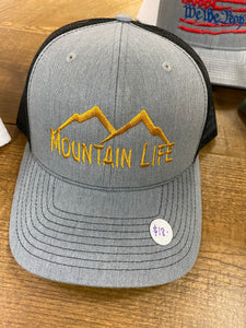 """Mountain Life Hat"""