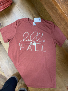 Its Fall Y'all Graphic Tee