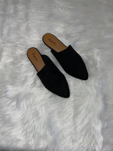 Top Wray Mules - Black